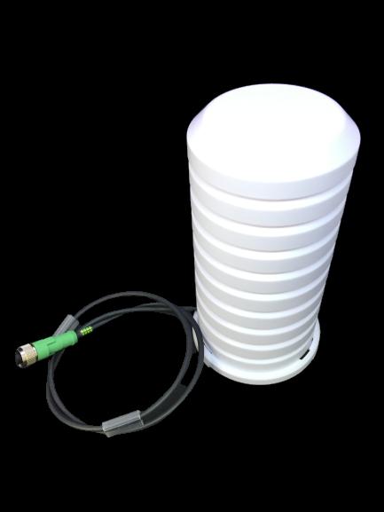 capteur température avec abri